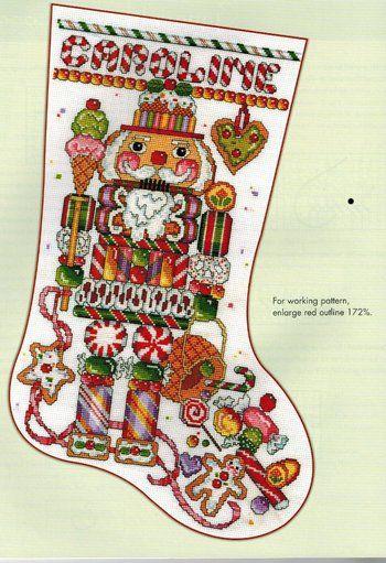 Happy Christmas Cross Stitch Chart 2nd Edition