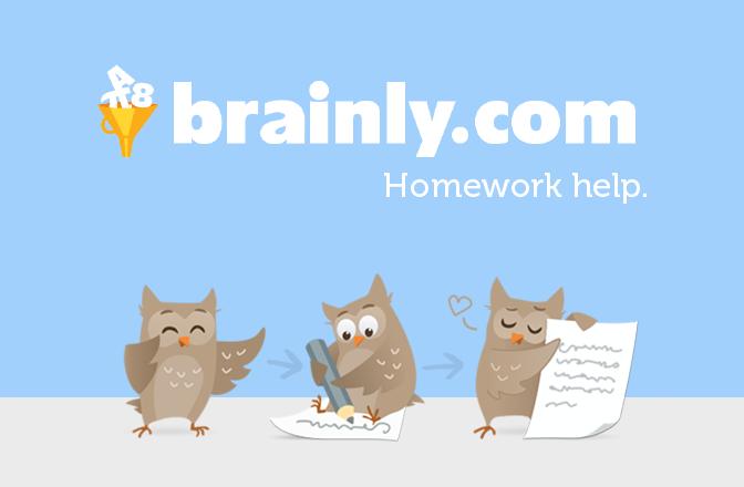 Crowdsourced School Homework Brainly Spreads It Knowledge To
