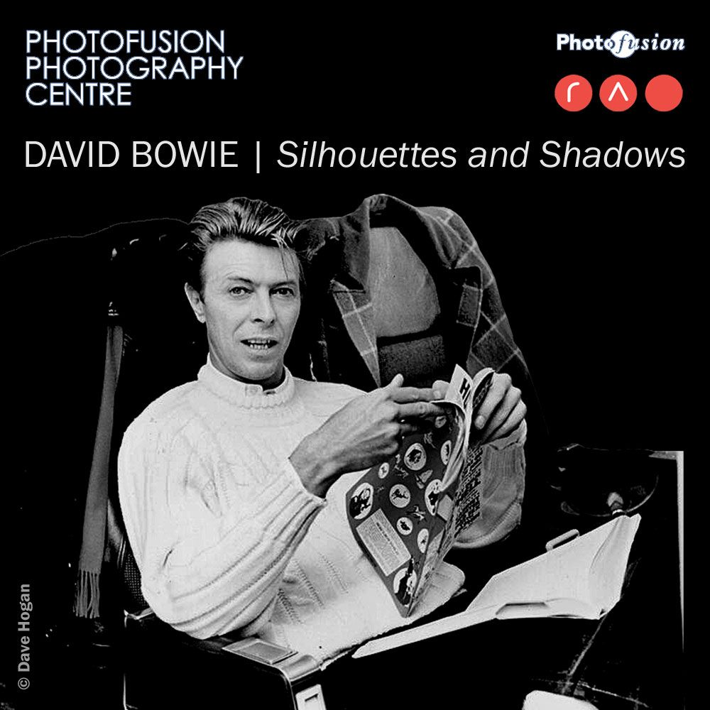 """""""See my life in a comic""""  Rockarchive, in conjunction with Photofusion, launched Silhouettes and Shadows, a David Bowie photo exhibition in Brixton last month.The exhibition is free, but it closes today (October 26).  Before we miss the opportunity, here's a final exclusive quotation from one of the photographers taking part.  Here's Dave Hogan, regarding a little bit of silliness from 1990...   """"There is a certain protocol when you work with an artist like David Bowie. You're not…"""