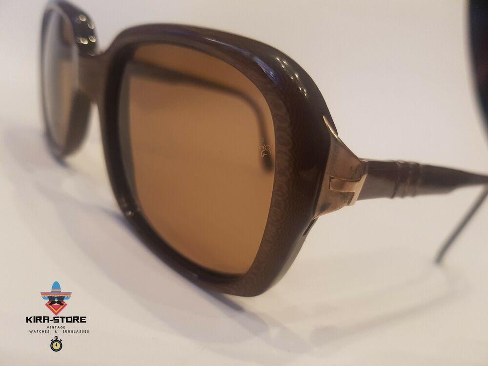 ac939ba12d180 PERSOL RATTI Meflecto Sunglasses Massive Vintage Frame Eyeglasse 70 S   PERSOL  Vintage