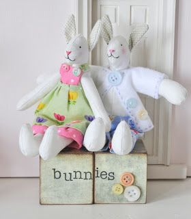 Easter Bunnies by Helen Philipps