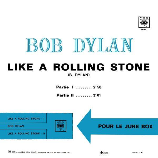Bob Dylan Like A Rolling Stone Vinyl At Discogs Bob Dylan