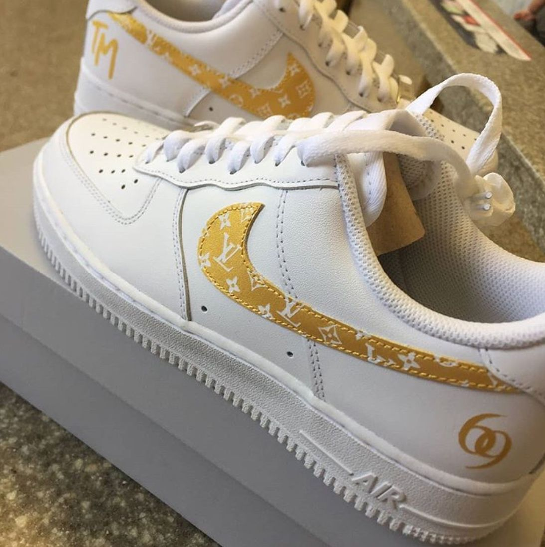 Pin by Julian Wiggins on Air Force 1 Sneakers fashion
