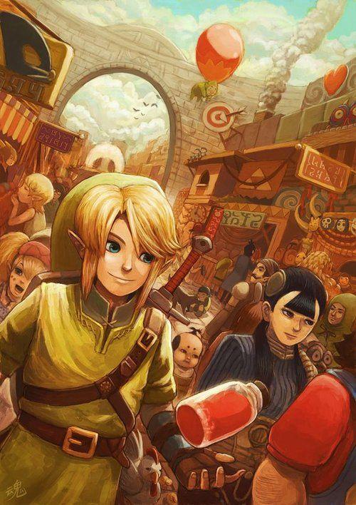 Nintendo Zelda Iphone Wallpaper Zelda Art Legend Of Zelda Artwork