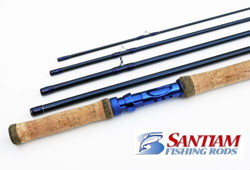 Santiam Fishing Rods 5 Piece 11 2 8 9wt Travel Switch Rod W Hard Case Read More At The Image Link