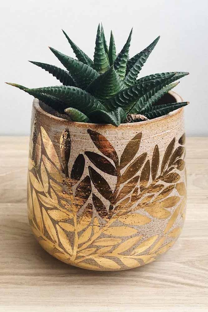 Birthday Gifts Plants Gift Idea Patternedpot Those Who Want To Surprise Their Darlings Should