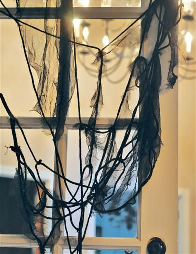SHREDDED CURTAIN-for $1295, I think I can make this one myself