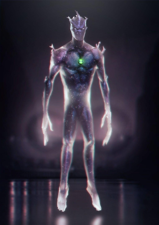 Realistic Alien X by leonardovincent | BEN10 (Alien,Monster ...