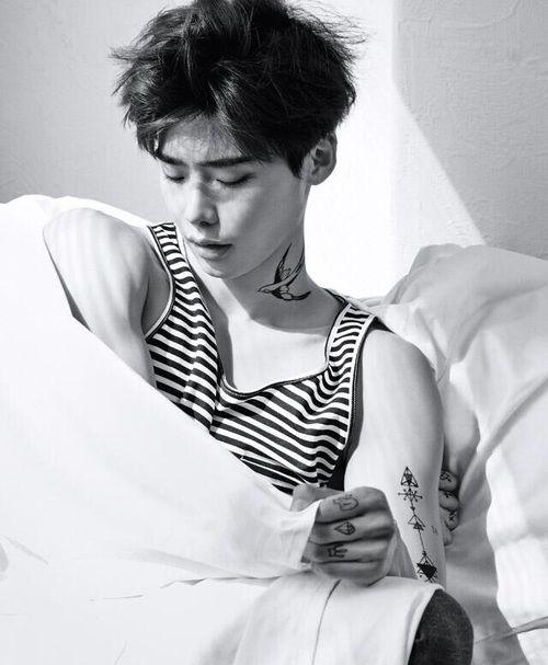Imagem de lee jong suk, actor, and korean