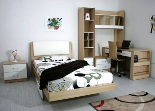 Idées pour la chambre d ado déco et aménagement chambre d