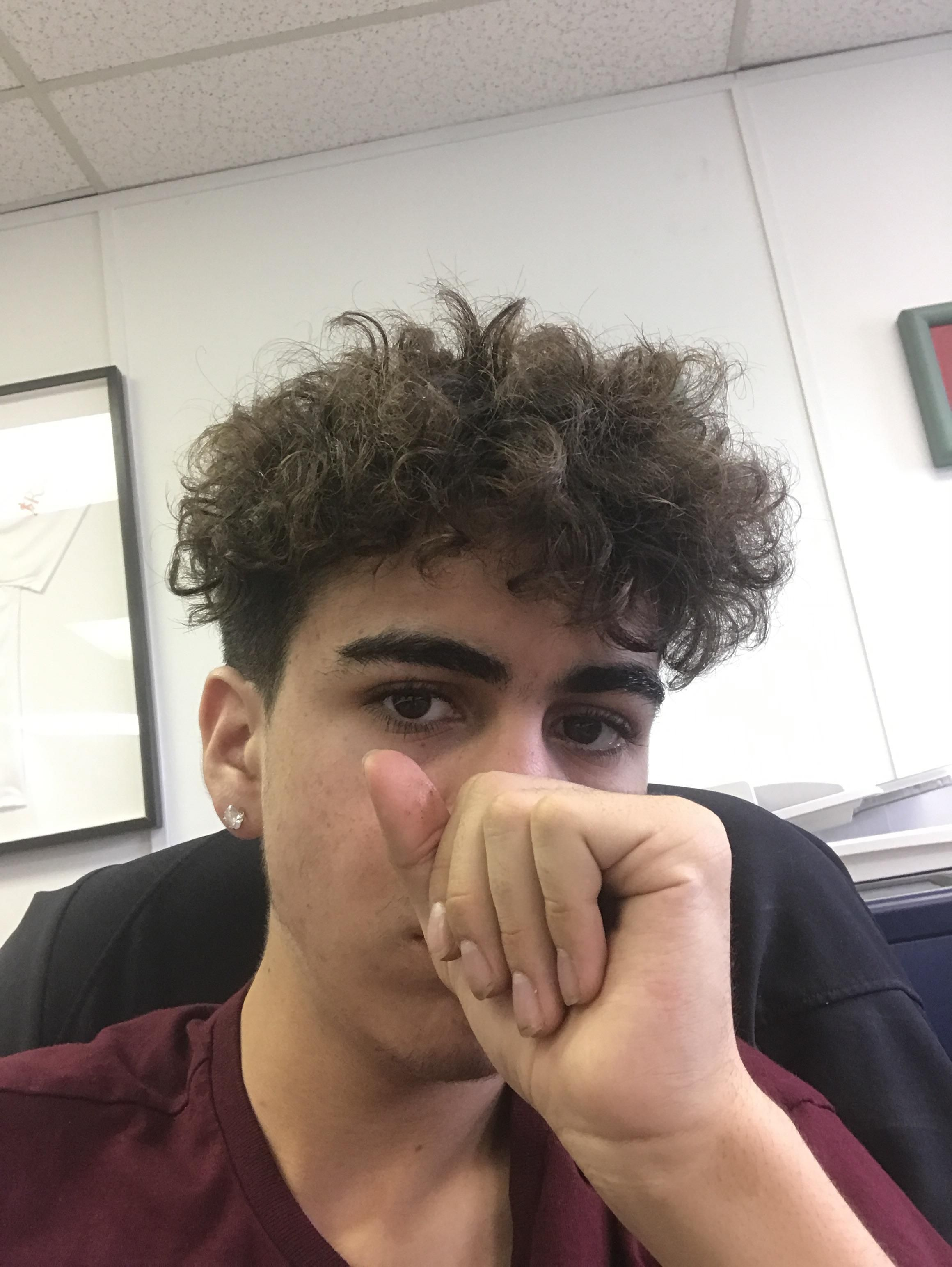 Help I Got A Perm About 2 Weeks Ago And For The First Week It Looked Good And I Liked It And I Didnt Wash My Getting A Perm Permed Hairstyles