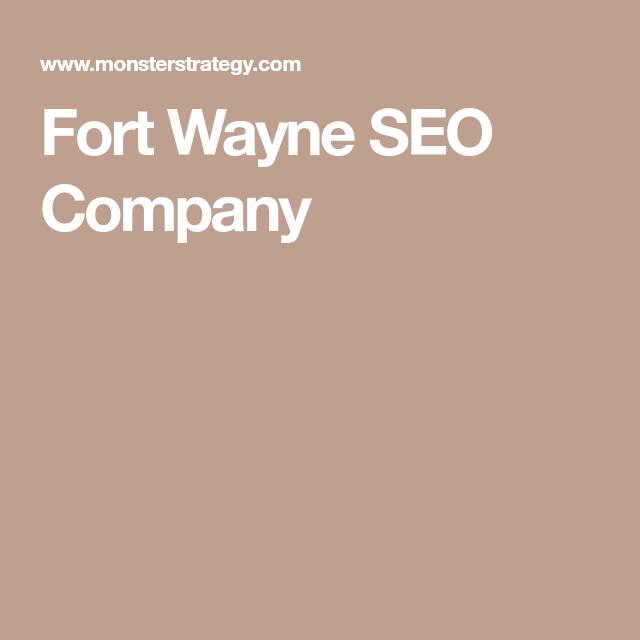 Fort Wayne Seo Company