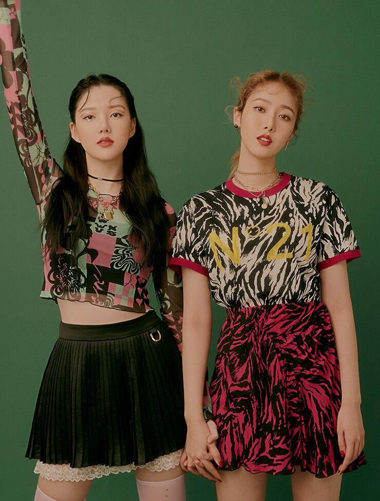 Pin By Kpop Anime Lover On Foto Sahabat Korean Girl Band Women Kpop Girls