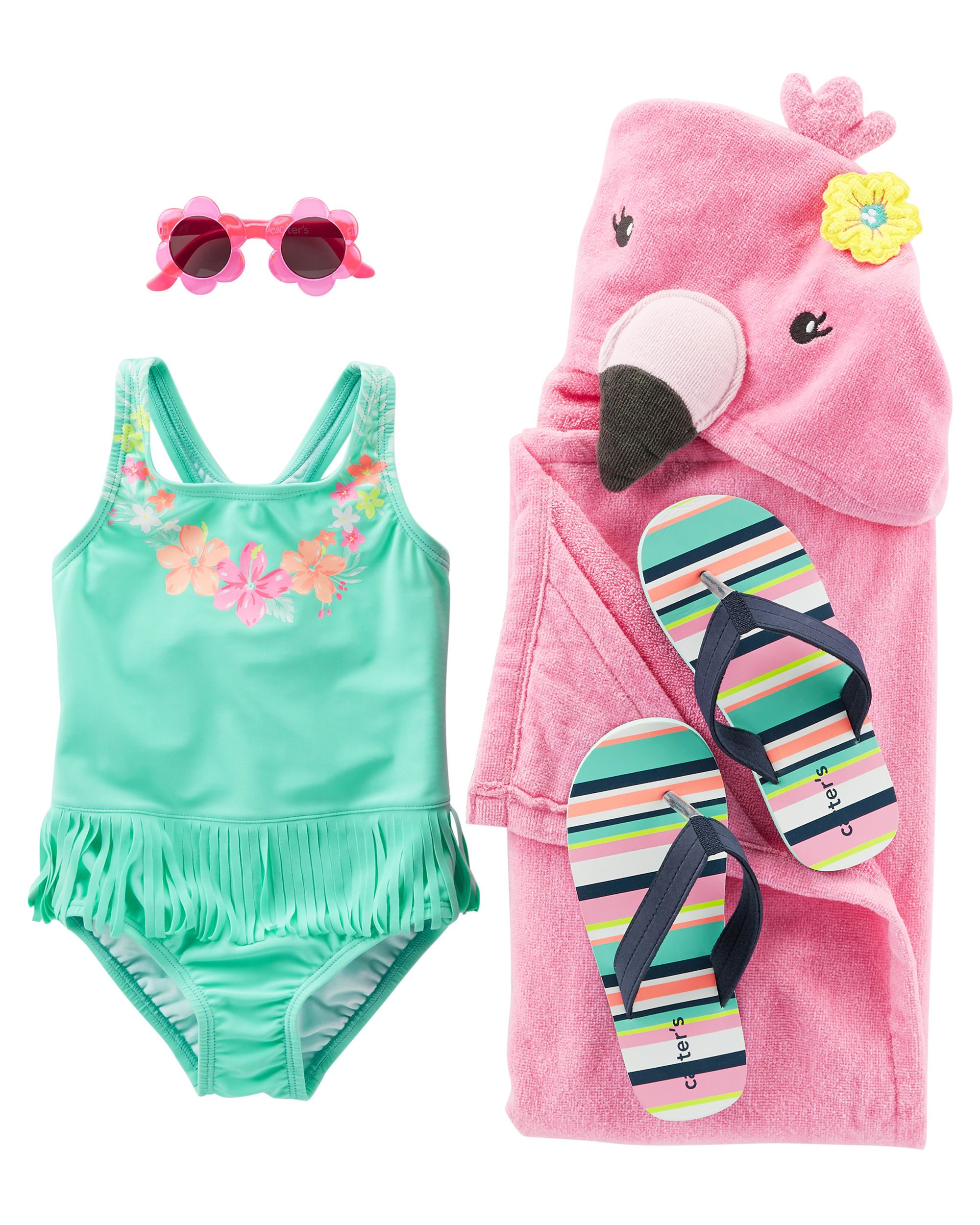 6794c1133 Baby Girl CARMAR21S17 | Carters.com | Baby Girls Outfits ...