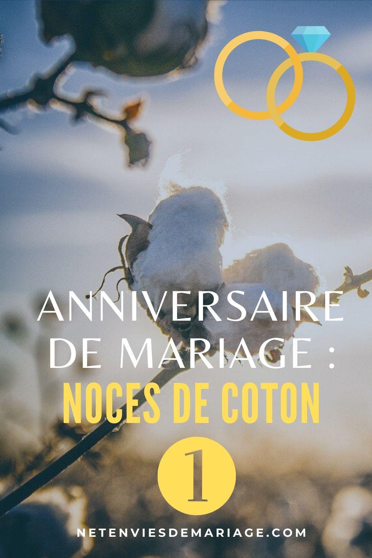 Signification Anniversaire De Mariage