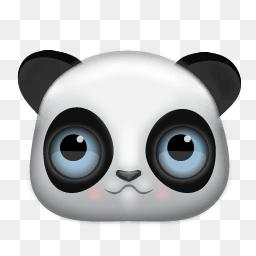 Panda Palace Png Panda Icon Download Zoom Eyed Creatures Icons Iconspedia 256 256 Png Download Free Transparent Backgr In Mario Characters Cartoon Character