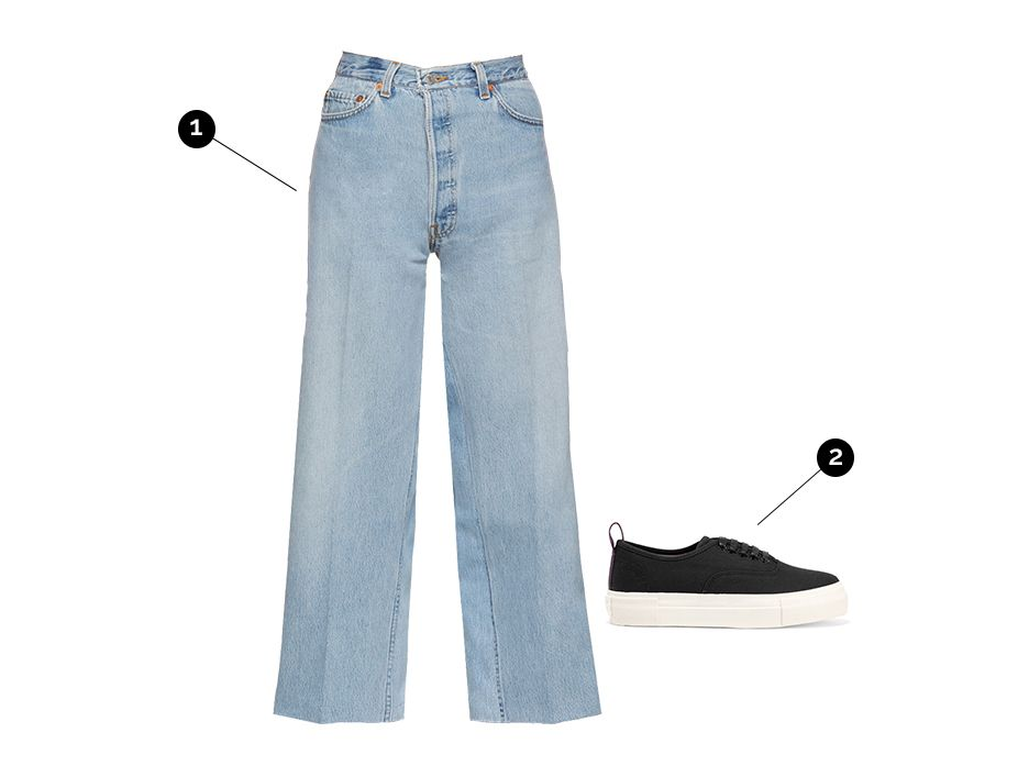 The beauty of denim is that it goes with just about anything. But even thoughit's hard to go wrong when finding the perfect match for your perfect pair of jeans, there are still some combos …