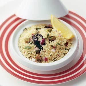 Recept - Couscous met pruim en rode ui - Allerhande