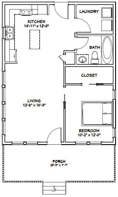 Best 24X30 House 24X30H2E 720 Sq Ft Excellent Floor 640 x 480