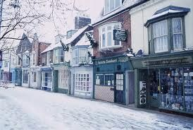 Whitstable in the snow.
