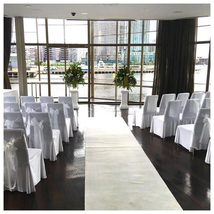 Wedding Ceremony And Reception Melbourne: Berth Restaurant & Events