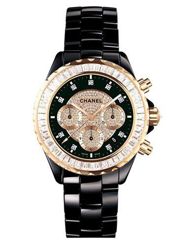 f2271c25d2c chanel black and gold watch. Relógios FemininosVenezaMaquiagensFeminina BijuteriasMeu ...