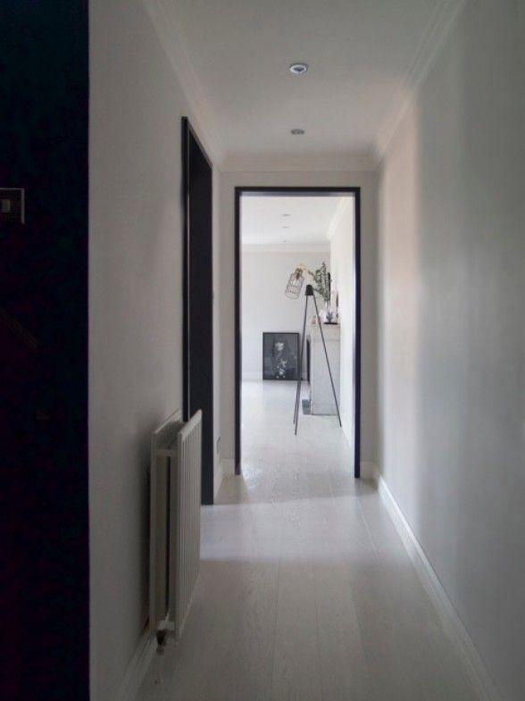 glantine s rencontre un archi couloir blanc contour. Black Bedroom Furniture Sets. Home Design Ideas