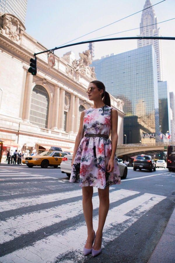 New York Romance — Negin Mirsalehi