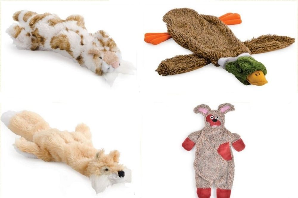 Details About Floppet Soft Cuddly Dog Toy Unstuffed No Stuffing