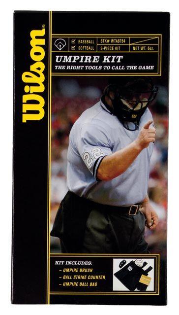 Wilson Umpire Kit Baseball Baseball Softball Softball