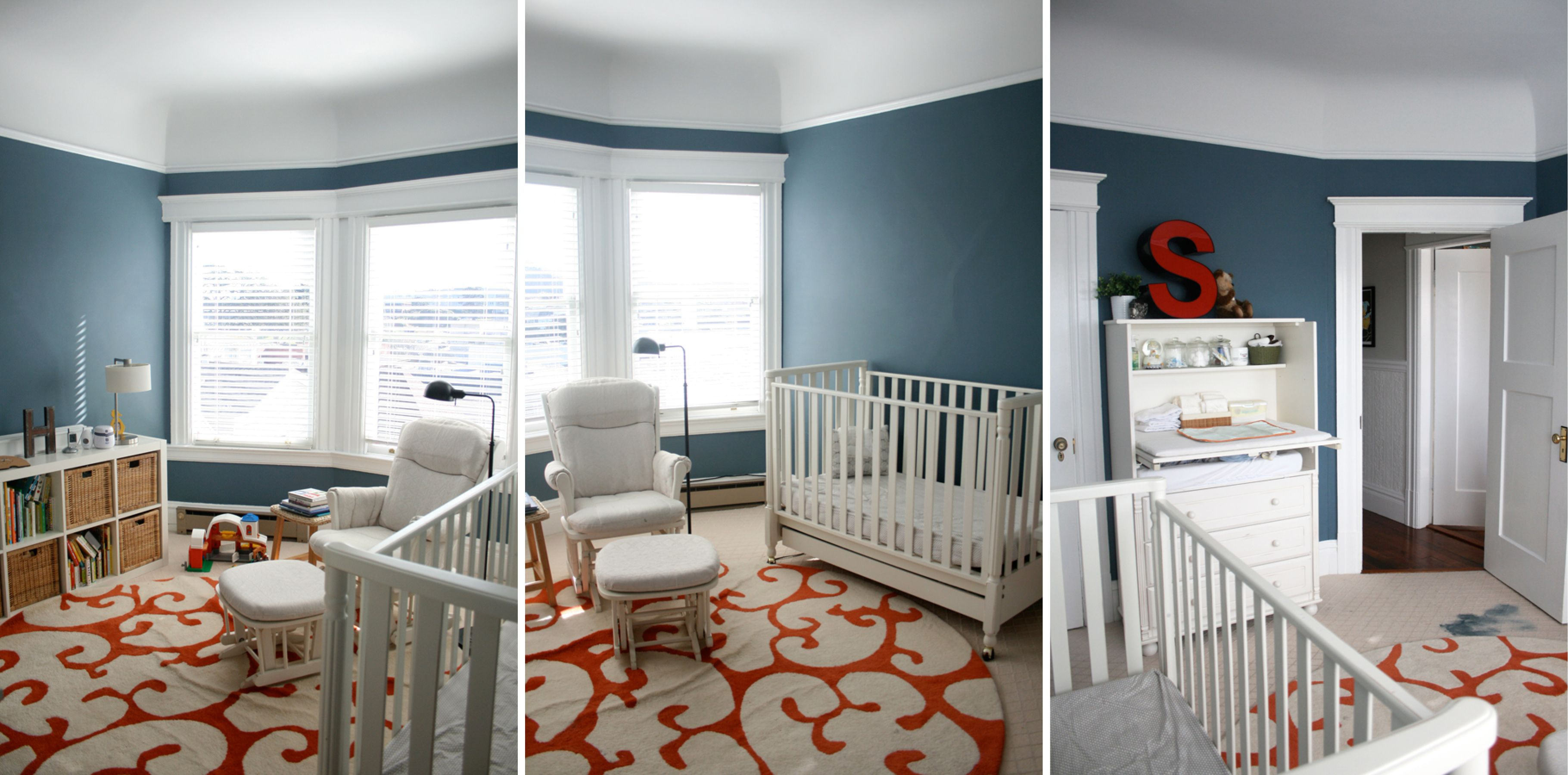 Blue Painted Rooms Big Boy Room Painted Benjamin Moore Room And Blue Rooms