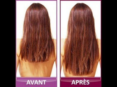 Astuce pour que les cheveux poussent vite