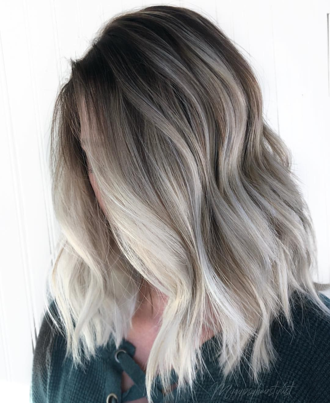 35++ Medium length blonde hair ideas