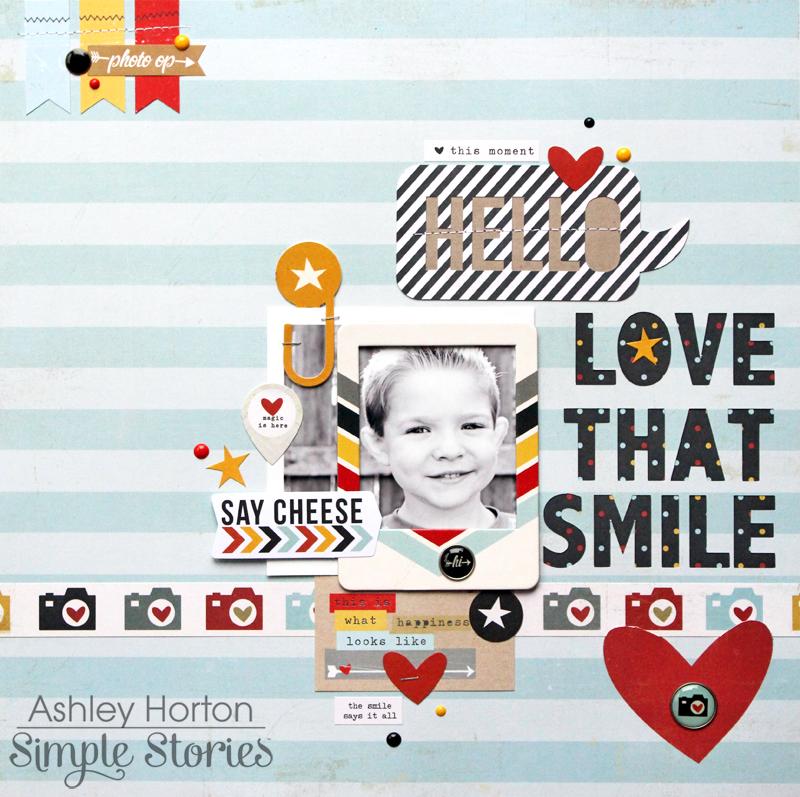 Love That Smile by ashleyhorton1675 at @studio_calico