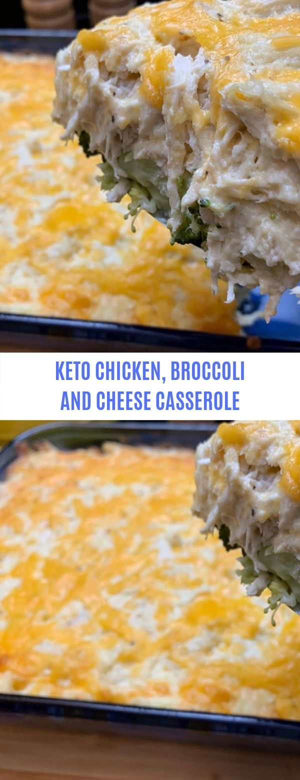 Keto Chicken, Broccoli And Cheese Casserole Ketochicken -7325