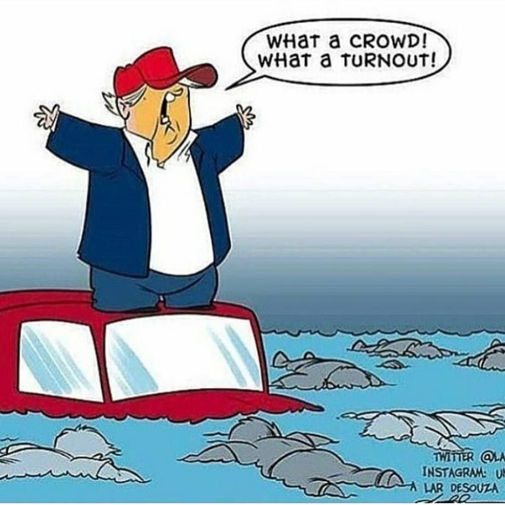 Something You Don T Say To A Bunch Of Homeless Hurricane Victims Trump Cartoons Political Cartoons