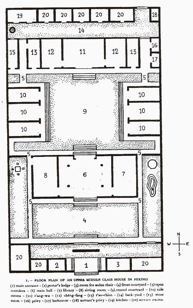Amazing-Traditional-Japanese-House-Floor-Plan-Design-Idea | Floor