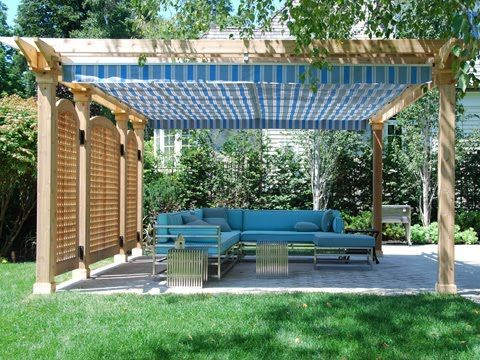 New York Plantings: New York Plantings Garden Design - Pergola Ideas for  Backyards, Rooftop Gardens - Residential and Commerical - New York Plantings: New York Plantings Garden Design - Pergola Ideas