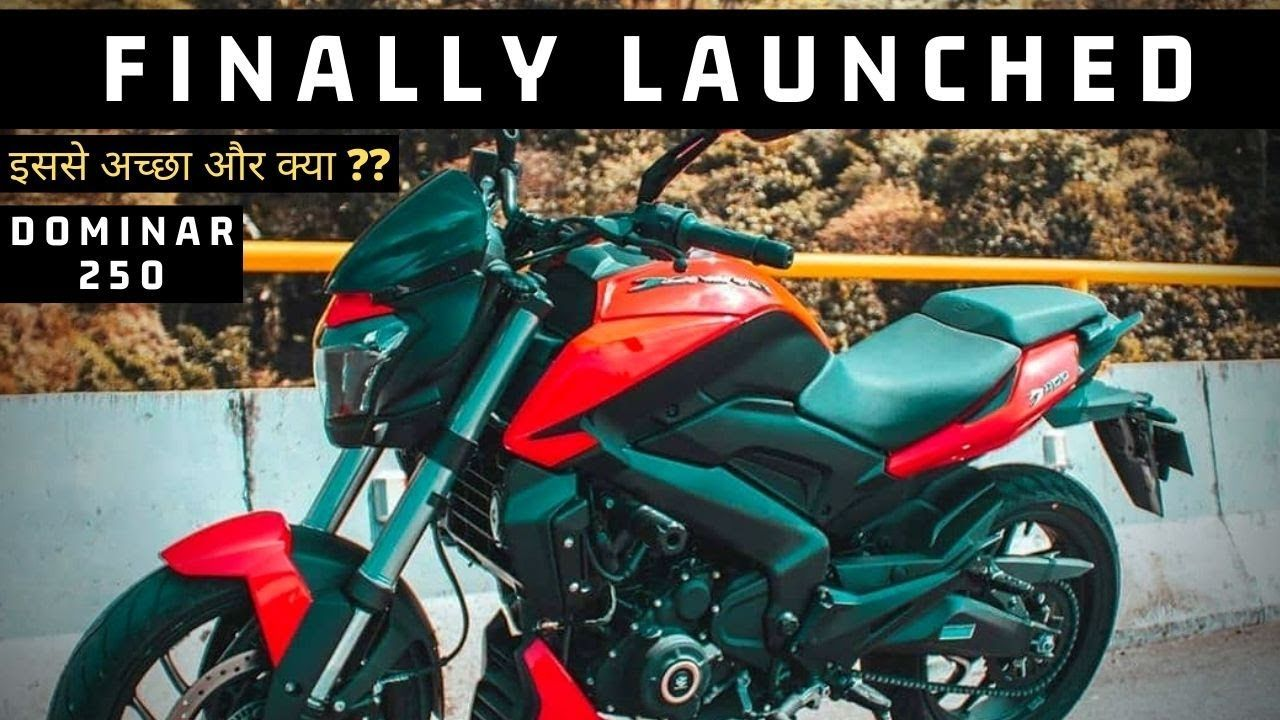Finally 2020 Bajaj Dominar 250cc Launched 😱😱    Price ...