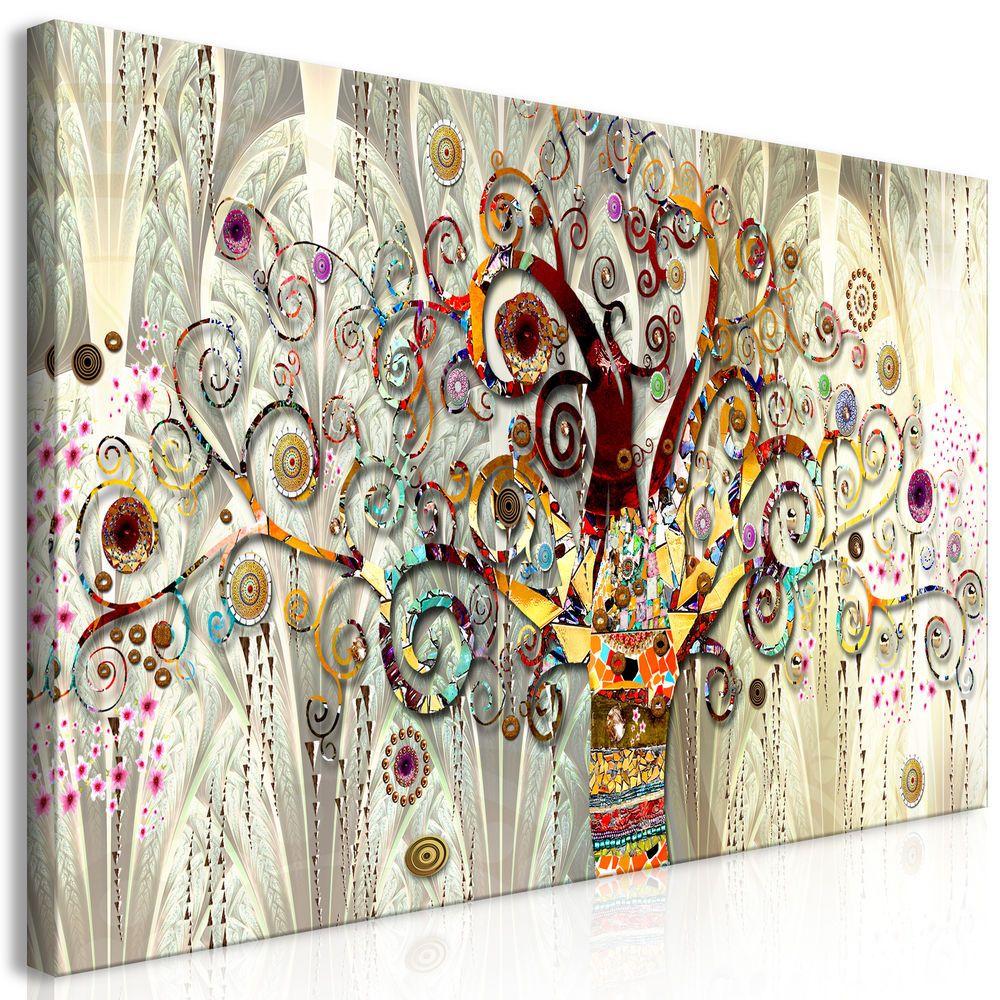 Baum Des Lebens Gustav Klimt Wandbilder Xxl Bilder Vlies Leinwand L A 0033 B A Ebay Leinwandbilder Abstrakt Wandbilder Abstrakte Leinwand