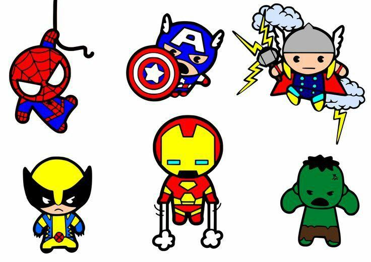 Vingadores Avengers Superheroes Thor Captain America Hulk