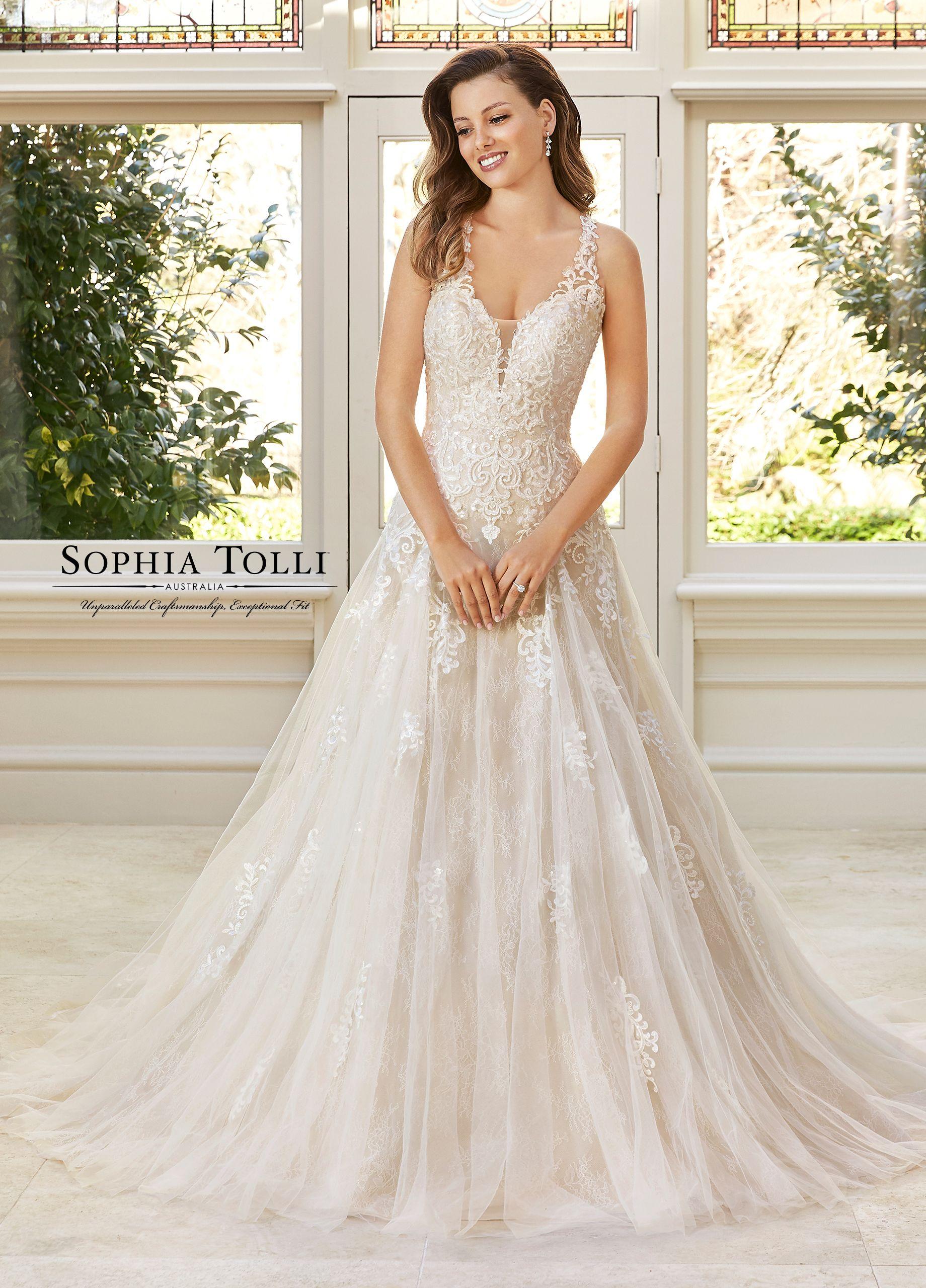 Sophia Tolli Katelyn Sophia Tolli Wedding Dresses Wedding Dresses Lace Wedding Dresses,Gothic Plus Size Gothic Black And White Wedding Dresses