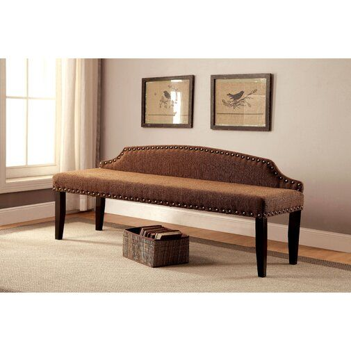 Terrific Millersburg Upholstered Bench In 2019 Bedding Padded Gmtry Best Dining Table And Chair Ideas Images Gmtryco