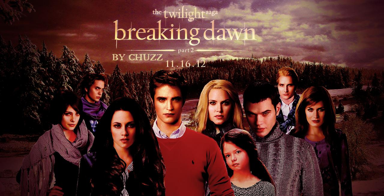 Image cullen family breaking dawn wallpaper twilight series - The Twilight Saga Breaking Dawn Part 2 By Chuzzmaestose Deviantart Com On
