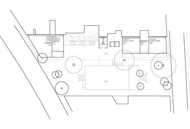 DataAE > 4a posición Concurso Vil·la Urània | HIC Arquitectura