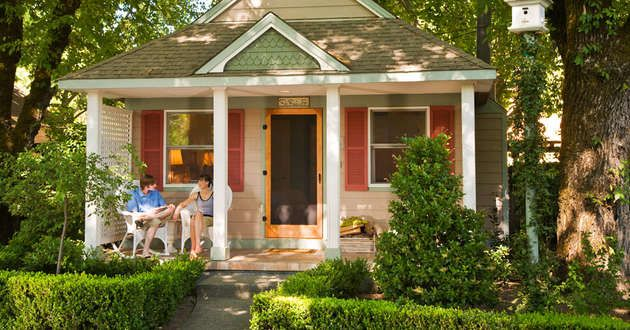 Darling Little Personal Cottages In Napa Valley Includes Gourmet Breakfast Each Morning Wine And Cheese Each Evening With Images Cottage Grove Cottage Cottage Homes