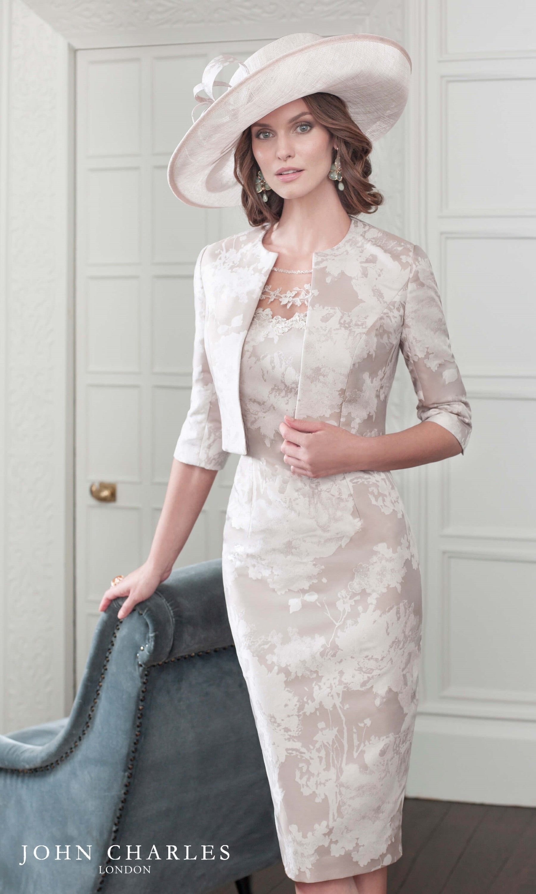John Charles Mother of the Bride Outfits 2019