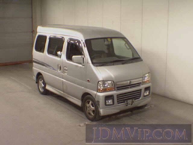 2000 SUZUKI EVERY WAGON _S DA52W - http://jdmvip.com/jdmcars/2000_SUZUKI_EVERY_WAGON__S_DA52W-bnF5on22TkblkS-9203