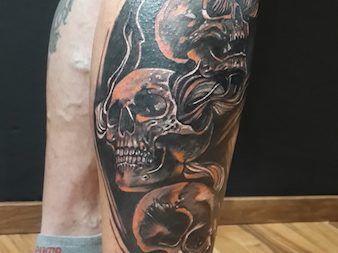 Bestes Tattoo Studio