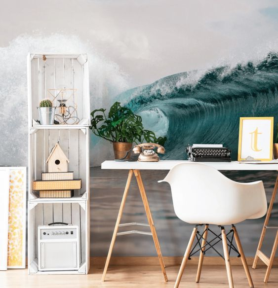 25 Ocean Themed Bedroom Ideas: How to Design an Beach Bedroom images